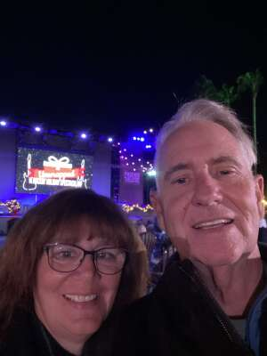 Mike Maerkle attended Unwrapped: An Original Christmas Revue on Dec 15th 2020 via VetTix