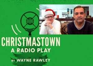 Porfirio attended Christmastown: a Radio Play on Dec 24th 2020 via VetTix