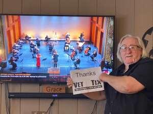 Keith Coen attended Virtual Event - the Four Seasons on Jan 31st 2021 via VetTix