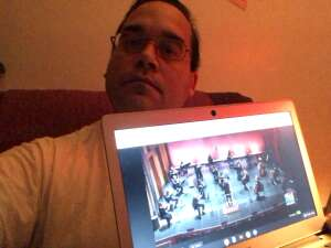 Ruben L. attended Virtual Event - Shostakovich & Mozart on Feb 14th 2021 via VetTix