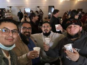 EL Papi attended Texas Whiskey & Cigar Festival on Jan 9th 2021 via VetTix