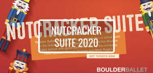Tracy attended Boulder Ballet Presents the Nutcracker Suite - a Virtual Twist on the Holiday Classic on Dec 25th 2020 via VetTix