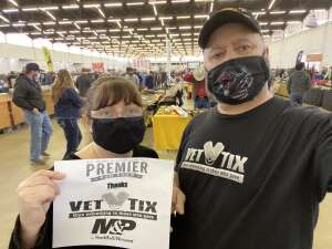 Click To Read More Feedback from Premier Gun Show @ Dallas Market Hall