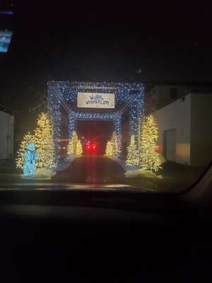 Edgar Corral  attended Bosco Christmas Lights Drive-Thru - Time Slot 6 PM - 7 PM Only on Dec 23rd 2020 via VetTix