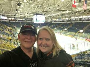 Jim K attended Florida Everblades vs.Orlando Solar Bears- ECHL on Jan 2nd 2021 via VetTix