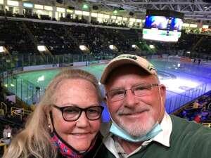 Frank  attended Florida Everblades vs.Orlando Solar Bears- ECHL on Jan 2nd 2021 via VetTix