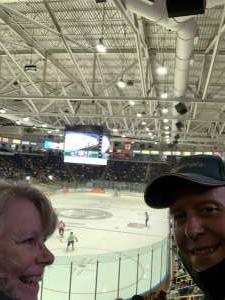 Bruce Hanssen attended Florida Everblades vs.Orlando Solar Bears- ECHL on Jan 2nd 2021 via VetTix