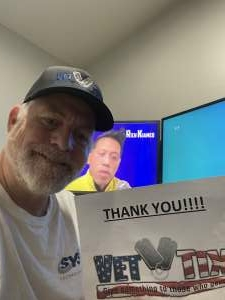 David attended The Laugh Tour: Virtual Stand Up Comedy Via Zoom on Jan 2nd 2021 via VetTix
