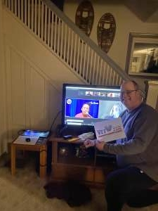 Sean Dreer attended The Laugh Tour: Virtual Stand Up Comedy Via Zoom on Jan 16th 2021 via VetTix