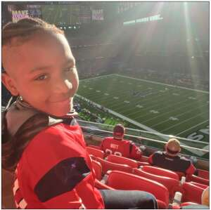 Terry W. Smith attended Houston Texans vs. Tennessee Titans - NFL on Jan 3rd 2021 via VetTix