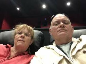 Kirk Sefton attended Roadhouse Cinemas Thursday for Vets on Jan 21st 2021 via VetTix