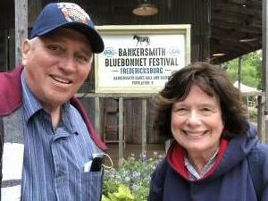 Randy Bretzing attended Fredericksburg Bluebonnet Festival on Apr 17th 2021 via VetTix
