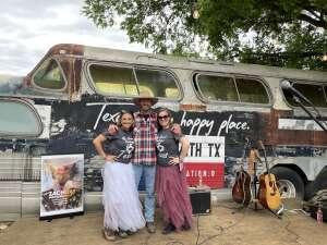Cassie  attended Fredericksburg Bluebonnet Festival on Apr 17th 2021 via VetTix