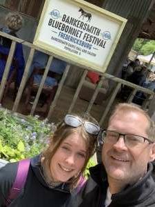 Jack  attended Fredericksburg Bluebonnet Festival on Apr 17th 2021 via VetTix