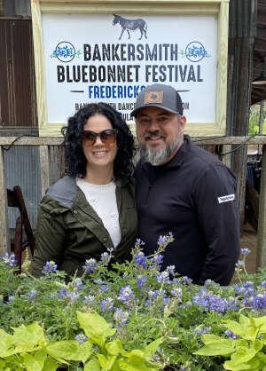 Donavon attended Fredericksburg Bluebonnet Festival on Apr 17th 2021 via VetTix