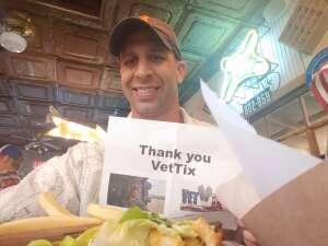 Joe Marut attended Fredericksburg Lobster Festival on May 22nd 2021 via VetTix