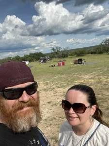 Chris attended Fredericksburg Hot Air Balloon Festival & Polo Match on Jul 2nd 2021 via VetTix
