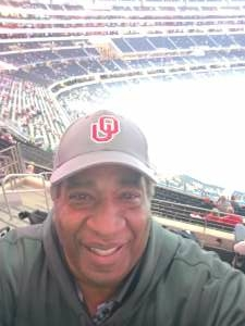 Walter Childs attended Goodyear Cotton Bowl Classic - Florida vs. Oklahoma - NCAA Football on Dec 30th 2020 via VetTix
