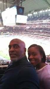 Tony attended Goodyear Cotton Bowl Classic - Florida vs. Oklahoma - NCAA Football on Dec 30th 2020 via VetTix