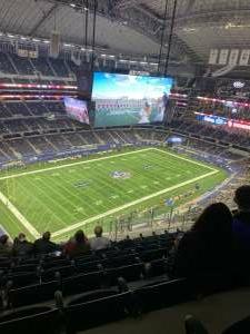 John L. attended Goodyear Cotton Bowl Classic - Florida vs. Oklahoma - NCAA Football on Dec 30th 2020 via VetTix