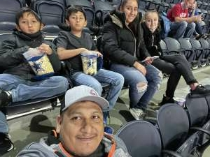 Miguel Angel Acosta attended Goodyear Cotton Bowl Classic - Florida vs. Oklahoma - NCAA Football on Dec 30th 2020 via VetTix