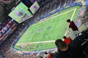 Jonathan  attended Goodyear Cotton Bowl Classic - Florida vs. Oklahoma - NCAA Football on Dec 30th 2020 via VetTix