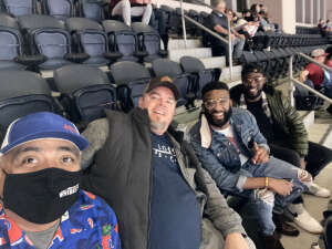 Ray attended Goodyear Cotton Bowl Classic - Florida vs. Oklahoma - NCAA Football on Dec 30th 2020 via VetTix