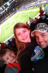 Paul attended Goodyear Cotton Bowl Classic - Florida vs. Oklahoma - NCAA Football on Dec 30th 2020 via VetTix