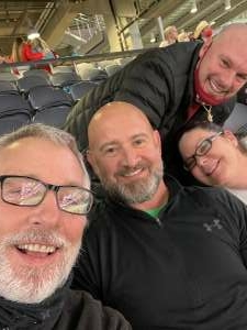 John attended Goodyear Cotton Bowl Classic - Florida vs. Oklahoma - NCAA Football on Dec 30th 2020 via VetTix
