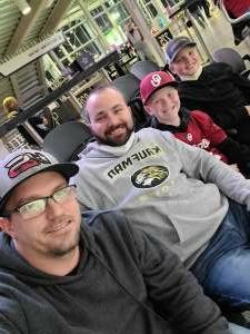 Josh attended Goodyear Cotton Bowl Classic - Florida vs. Oklahoma - NCAA Football on Dec 30th 2020 via VetTix