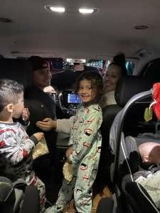 Adrian Sanchez attended Holiday Lights at Salt River Fields on Dec 31st 2020 via VetTix
