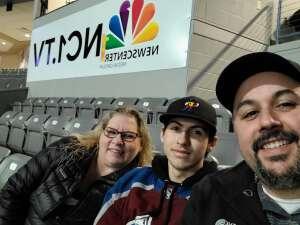 Danny B attended Rapid City Rush vs Allen Americans - ECHL on Jan 9th 2021 via VetTix