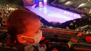 John C. attended Disney on Ice Presents Dream Big on Jan 18th 2021 via VetTix