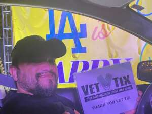 Tito attended Happy Place - the Drive Thru on Jan 14th 2021 via VetTix