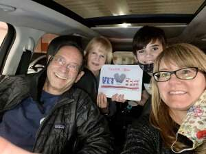 Dan attended Happy Place - the Drive Thru on Jan 14th 2021 via VetTix