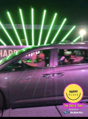 Rafael attended Happy Place - the Drive Thru on Jan 14th 2021 via VetTix