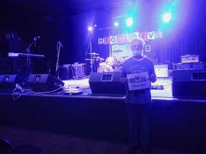 Frank attended The Driptones, Causa, Neverless on Jan 15th 2021 via VetTix