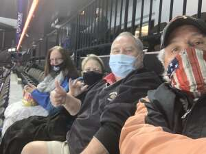 Jim attended Jacksonville Icemen vs. Orlando Solar Bears - ECHL on Jan 9th 2021 via VetTix