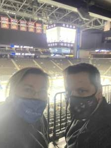 Shane Garner attended Jacksonville Icemen vs. Orlando Solar Bears - ECHL on Jan 9th 2021 via VetTix