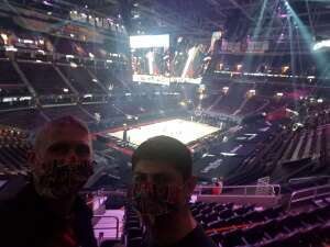 Joel attended Cleveland Cavaliers vs. Memphis Grizzlies - NBA on Jan 11th 2021 via VetTix