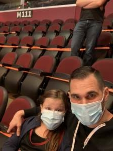 Matt attended Cleveland Cavaliers vs. Memphis Grizzlies - NBA on Jan 11th 2021 via VetTix