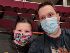 Steve attended Cleveland Cavaliers vs. Memphis Grizzlies - NBA on Jan 11th 2021 via VetTix