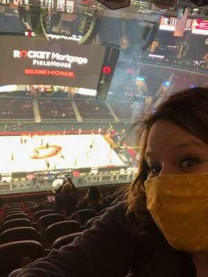 Mike attended Cleveland Cavaliers vs. Utah Jazz - NBA on Jan 12th 2021 via VetTix