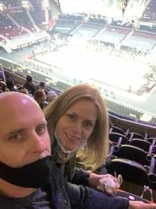 Paul attended Cleveland Cavaliers vs. Utah Jazz - NBA on Jan 12th 2021 via VetTix