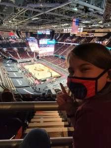Steve attended Cleveland Cavaliers vs. Utah Jazz - NBA on Jan 12th 2021 via VetTix