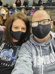 Rjbc attended Jacksonville Icemen vs. Orlando Solar Bears - ECHL on Jan 15th 2021 via VetTix