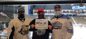 Click To Read More Feedback from Jacksonville Icemen vs. Orlando Solar Bears - ECHL