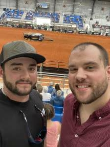 Andrew Haire attended PBR Pendleton Whisky Invitational on Jan 24th 2021 via VetTix