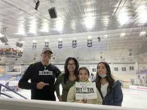 Click To Read More Feedback from Lone Star Brahmas vs New Mexico Ice Wolves - NAHL