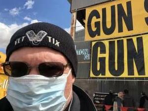 Brian  attended Spring San Tan Gun Show on Mar 13th 2021 via VetTix